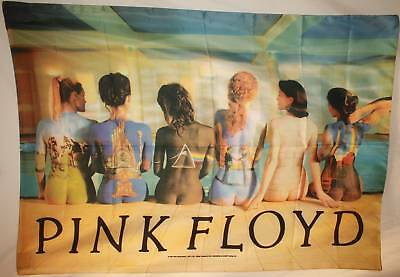 PINK FLOYD Back Catalogue Nude Naked Cloth Fabric Poster Flag Wall Banner-New!