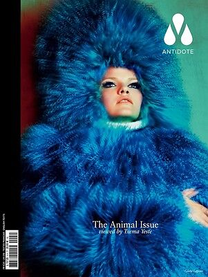ANTIDOTE #4 Animal Issue TXEMA YESTE  GINTA LAPINA Cover @NEW@ ANDRES VELENCOSO
