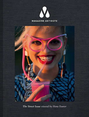 ANTIDOTE #5 Street Issue HANS FEURER DAPHNE GROENEVELD Cover @NEW@ JOURDAN DUNN