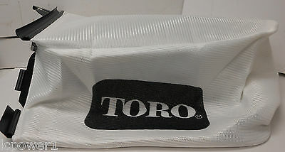 107-3779 OEM TORO Grass Bag Assembly 22'' 105-3011 Recycler Super Recycler
