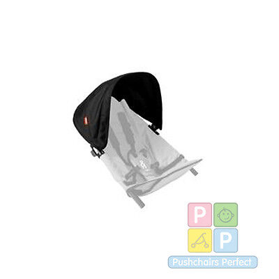 Brand new Phil & teds classic doubles kit sun hood, rear seat hood, canopy