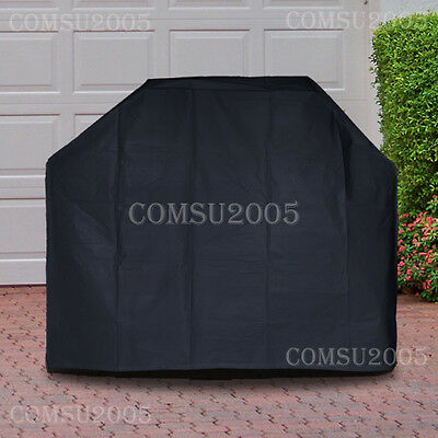 Waterproof BBQ Cover 2 4 Burner Gas Charcoal Barbeque Grill Protector CQ6AB