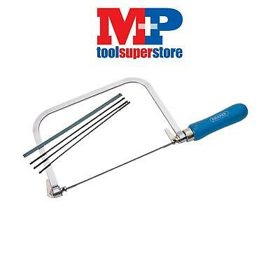 Draper 18052 Coping Saw and 5 Blades