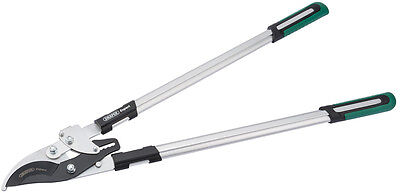 Draper 36828 Expert Soft Grip Lever Action Bypass Loppers with Aluminium Handles