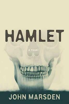 Hamlet by John Marsden (English) Hardcover Book Free Shipping!