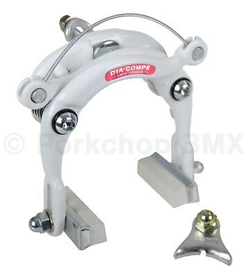 Dia-Compe old school BMX reissue 883 Nippon bicycle FRONT brake caliper PURPLE
