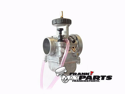 Keihin PWK 39 Vergaser / upgrade 2-takt carburetor carburateur CR 500 ★ NEU ★
