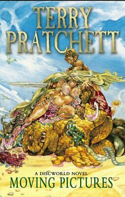 Moving Pictures: (Discworld Novel 10): A Discworl..., Pratchett, Terry Paperback