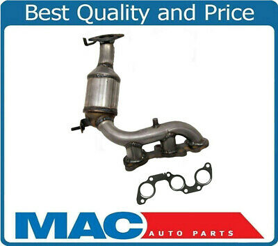 Rear Firewall Catalytic Converter for Toyota Highlander 04-07 Front Wheel Drive