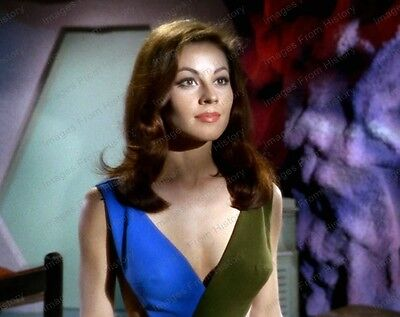 8x10 Print Sherry Jackson Star Trek 1969 #9273
