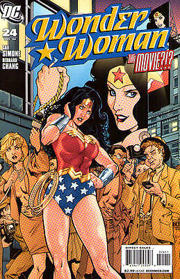 WONDER WOMAN #24 (2007) - Back Issue