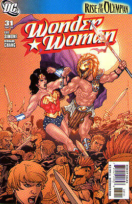 WONDER WOMAN #31 (2007) - Back Issue