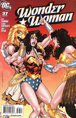 WONDER WOMAN #37 (2007) - Back Issue