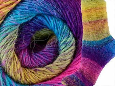 Wisdom Yarns ::Poems Sock #969:: wool Cabin Fever
