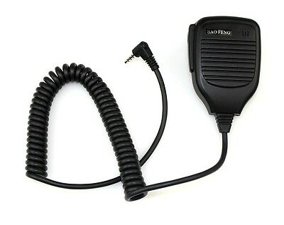 New Handheld Speaker Mic for BAOFENG UV3R Ship with Tracking Number