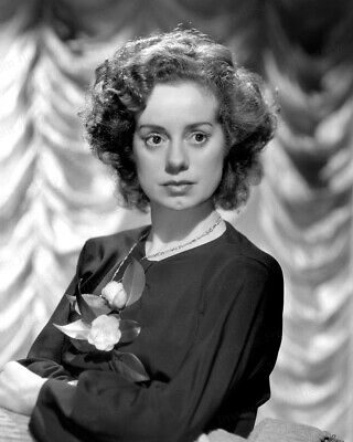 8x10 Print English Actress Elsa Lanchester by Clarence Bull  #9283EL