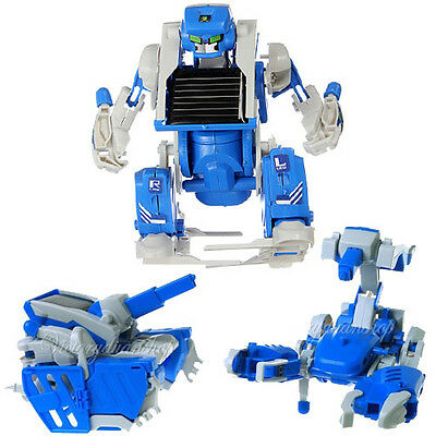 3 in 1 Solar Robot Tank Scorpion DIY Educational Modle Assembly Kit Kid Toy Gift