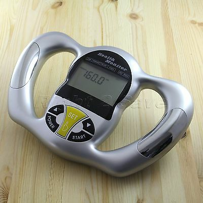 Digital Pro Weight Body Mass Index Fat BMI Health Monitor Analyzer Fat Detection