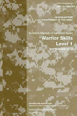 NEW Soldier Training Publication Stp 21-1-Smct Soldier's Manual of Common Tasks