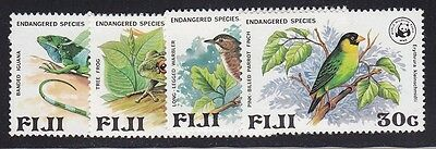 Fiji Scott #397-400 set VF mint never hinged with nice color cv $ 25 ! see pic !