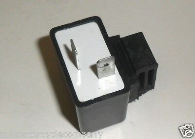 6 volt FLASHER INDICATOR RELAY 2 PIN for use with Bulbs