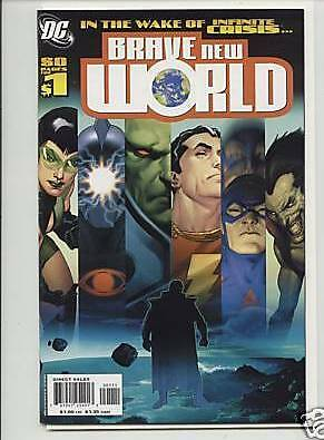 DCU: Brave New World #1 (Aug 2006, DC)