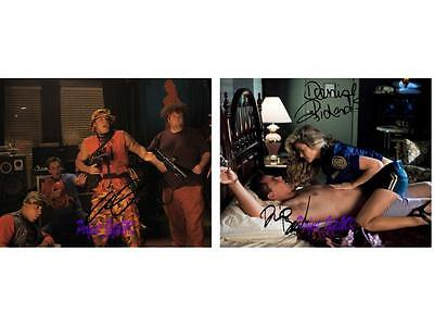 Blue Mountain State Set 1-2 SIGNED AUTOGRAPHED 10X8 PRE-PRINT PHOTO