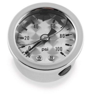 Bikers Choice Oil Pressure Gauge 0-100 PSI Engine Tuned for Harley