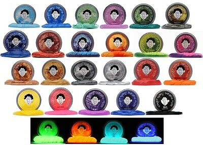 Crazy Aarons PUTTY silly toy GLOW/Hypercolor Heat Sensitive/Changing Desk Toy