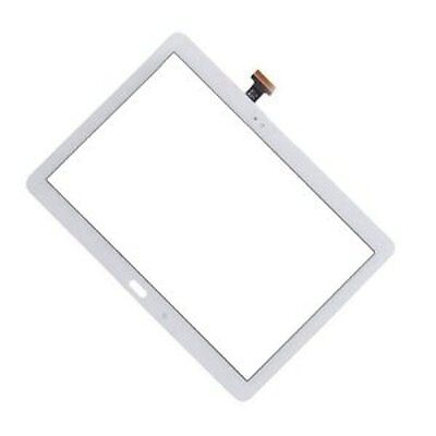 "VETRO+TOUCH SCREEN per SAMSUNG GALAXY NOTE 10,1"" SM-P605 LCD DISPLAY 2014 BIANCO"
