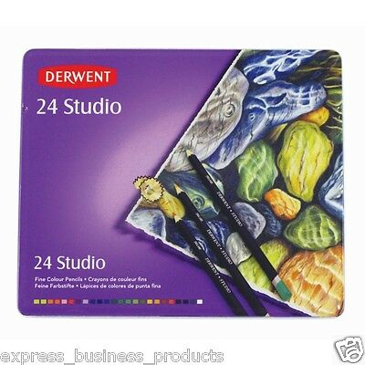 Derwent Studio Pencil 24 Pack - R32197