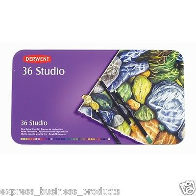 Derwent Studio Pencil 36 Pack - R32198