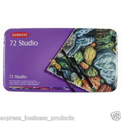 Derwent Studio Pencils 72 Pack - R32200