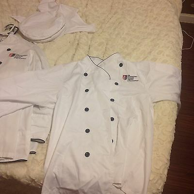 Chef Works Uniforms - Art Institutes - XS