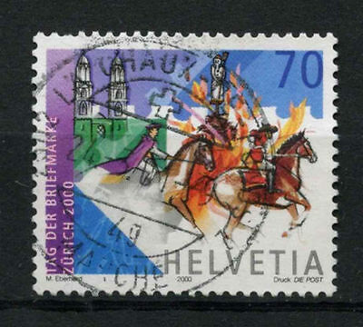 Switzerland 2000 SG#1470 Stamp Day Used #A70115