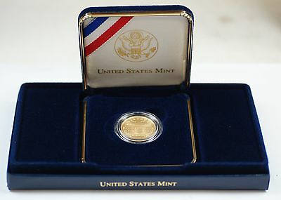 2006 San Francisco Old Mint $5 Gold UNC Commemorative Coin with Box & COA DGH