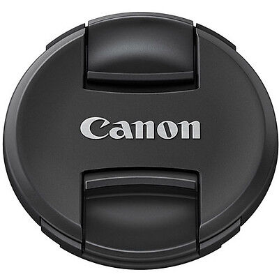 Canon E-77 II Lens Snap Cap for 77mm Diameter Lenses - Brand New USA