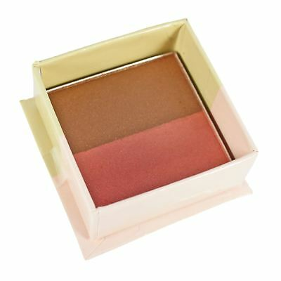 W7 Double Act Bronzer & Highlighting Blusher Pressed Face Powder