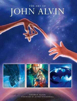 The Art of John Alvin by John Alvin Hardcover Book (English)