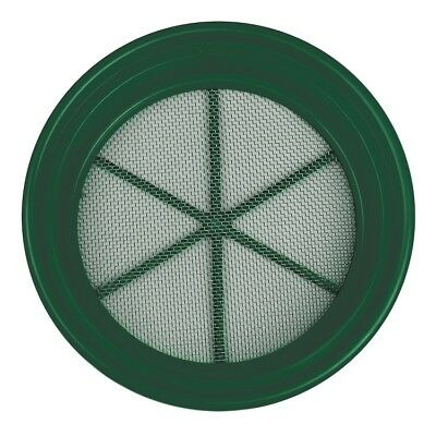 "1/8"" Classifier Sifting Pan Gold Panning Fits 5 Gallon Bucket Mesh Screen NEW"