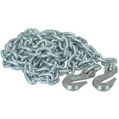 Heavy Duty 14ft Tow Chain, Hooked Chain for Towing.Better Than Tow Rope or Bar.