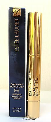 Estee Lauder Double Wear Brush On Glow BB Highlighter - BNIB Soft Pink