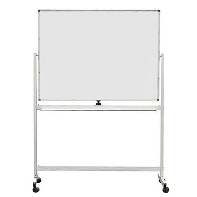Portable 1200X2400Mm Double Side Magnetic Whiteboard With Aluminum Stand