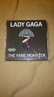NEW Lady Gaga The Fame Monster Tour Edition Limited USB Videos Remixes Album