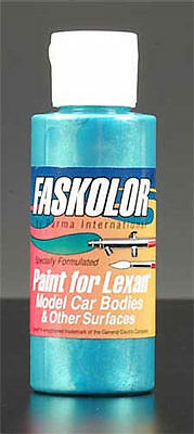 Parma Faskolor Fasescent Teal Lexan Body Paint 40155