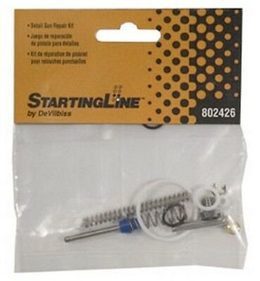 DeVilbiss 802426 StartingLine Touch Up and Detail Gun Repair Kit