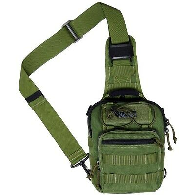 Maxpedition REMORA Gearslinger (Green) 0419G Bag NEW