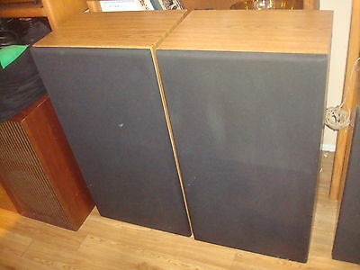 PAIR FISHER SPEAKERS - LOCAL PICKUP ONLY