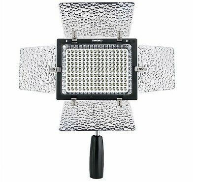 Yongnuo YN-160 II LED Video Light Lamp DV Video Camcorder for Canon Nikon Camera