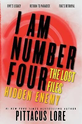 I AM NUMBER FOUR THE LOST FILES [9780062287687] - PITTACUS LORE (PAPERBACK) NEW
